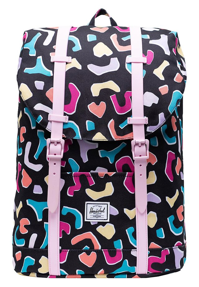 RETREAT YOUTH  - Rucksack - fiesta/pink lady rubber [02749]