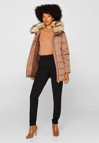 Esprit Collection - MIT 3M® THINSULATE-FÜLLUNG - Winter jacket - brown - 1