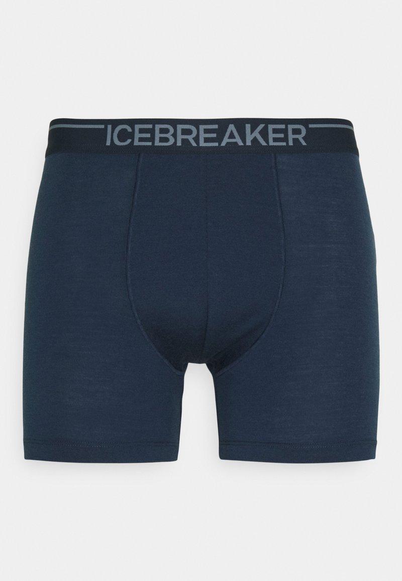 Icebreaker - ANATOMICA BOXERS - Pants - serene blue