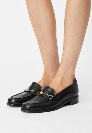 BOWIE - Slippers - schwarz