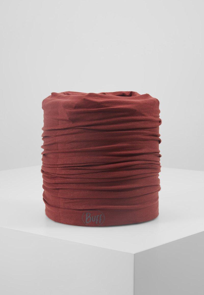 Buff - ORIGINAL - Braga - solid maroon