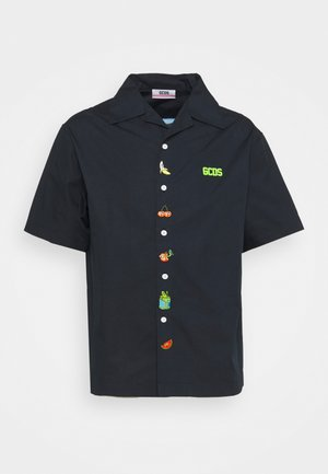 RICK&MORTY BOWLING  - Shirt - black