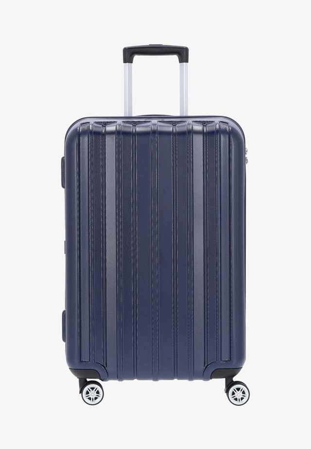 PILLAR - Wheeled suitcase - blue