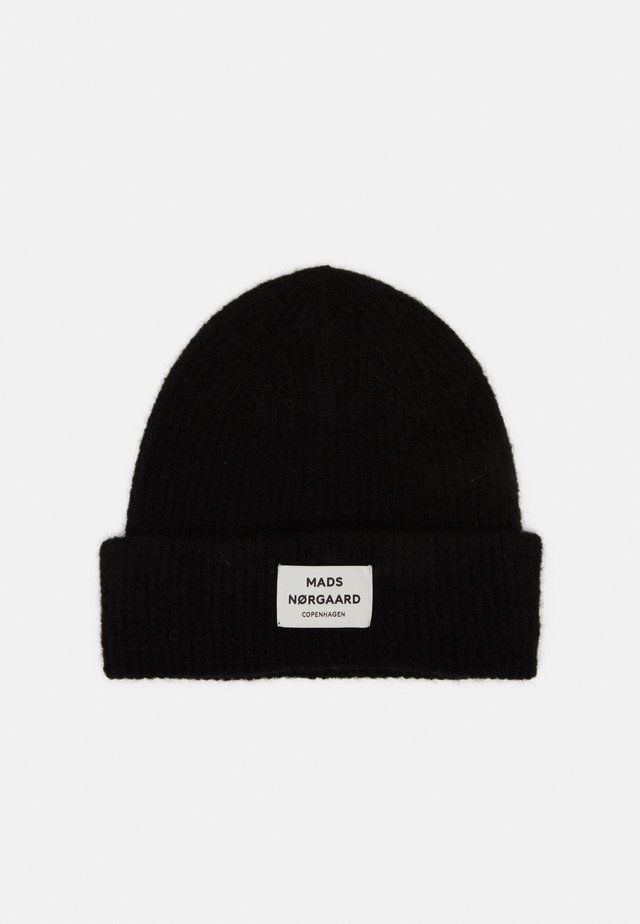 WINTER SOFT ANJU - Beanie - black