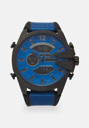 MEGA CHIEF - Chronograph watch - blue