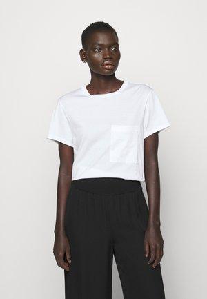 APEX TEE - Basic T-shirt - white