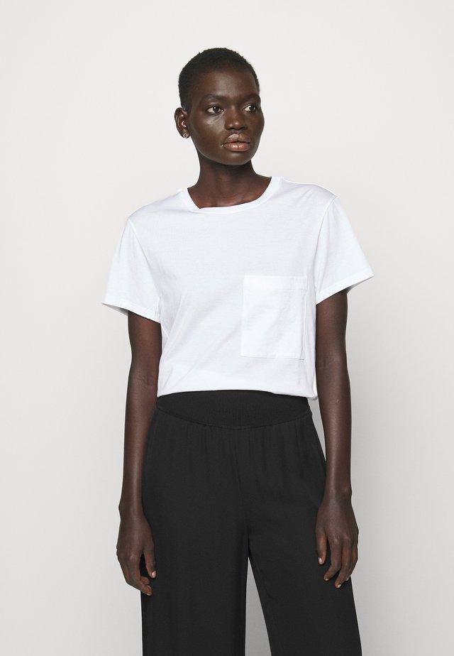 APEX TEE - T-shirt basique - white
