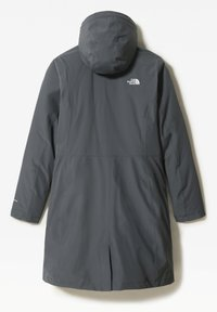 The North Face - W RECYCLED SUZANNE TRICLIMATE - Waterproof jacket - vanadis gry/vintage white - 5