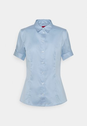 ESHILA - Button-down blouse - pastel blue