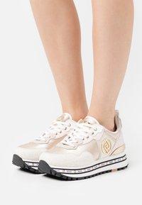 Liu Jo Jeans - MAXI  - Trainers - beige/pink - 0
