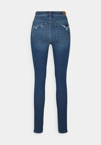American Eagle - CURVY JEGGING - Jeans slim fit - sky blue - 7