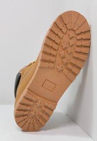 Kappa - KOMBO MID - Zapatillas de senderismo - beige/brown - 4
