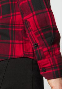Denim Project - CHECK - Skjorta - red - 6