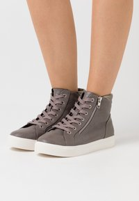 Anna Field - Sneakers high - grey - 0