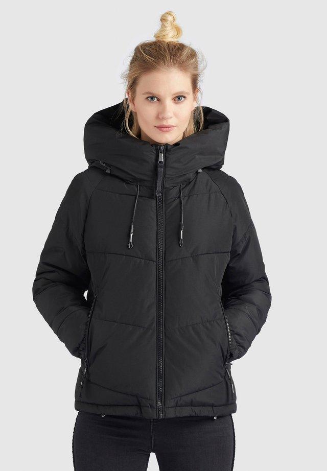 ESILA - Winter jacket - schwarz
