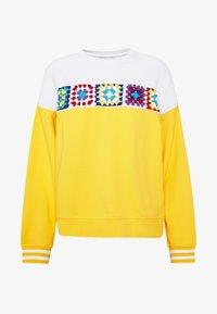Desigual - Sweatshirt - blazing - 3