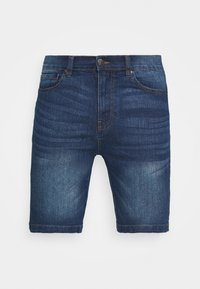 Jeansshorts - mid wash