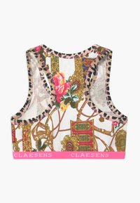 Claesen's - GIRLS CROP 2 PACK - Bustier - rose - 1