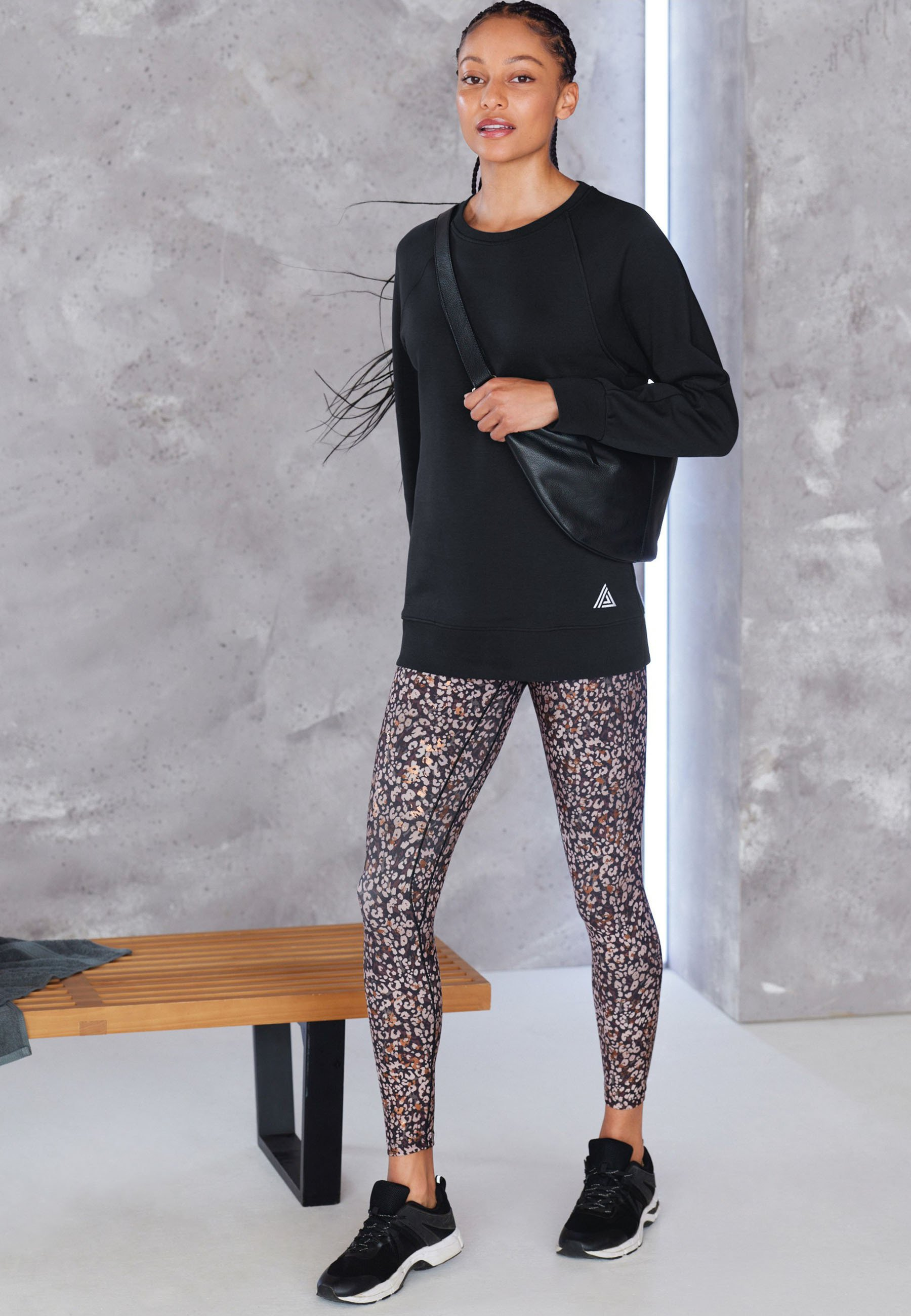 Damen LONGLINE  - Sweatshirt