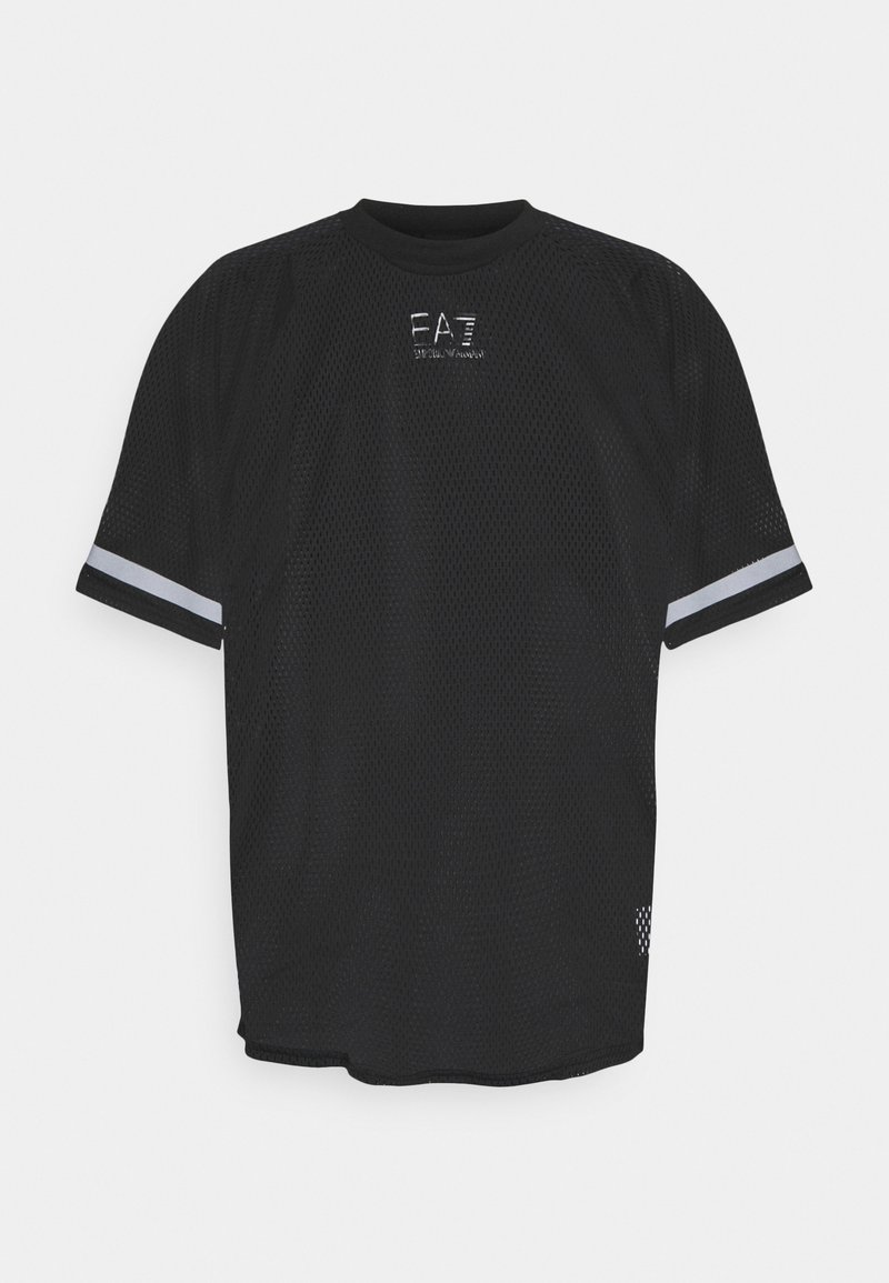 EA7 Emporio Armani - Print T-shirt - black
