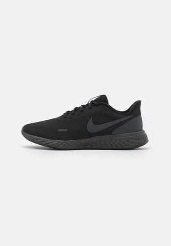 REVOLUTION 5 - Neutral running shoes - black/anthracite