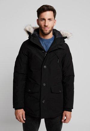 SCAR RIDGE - Winter coat - black