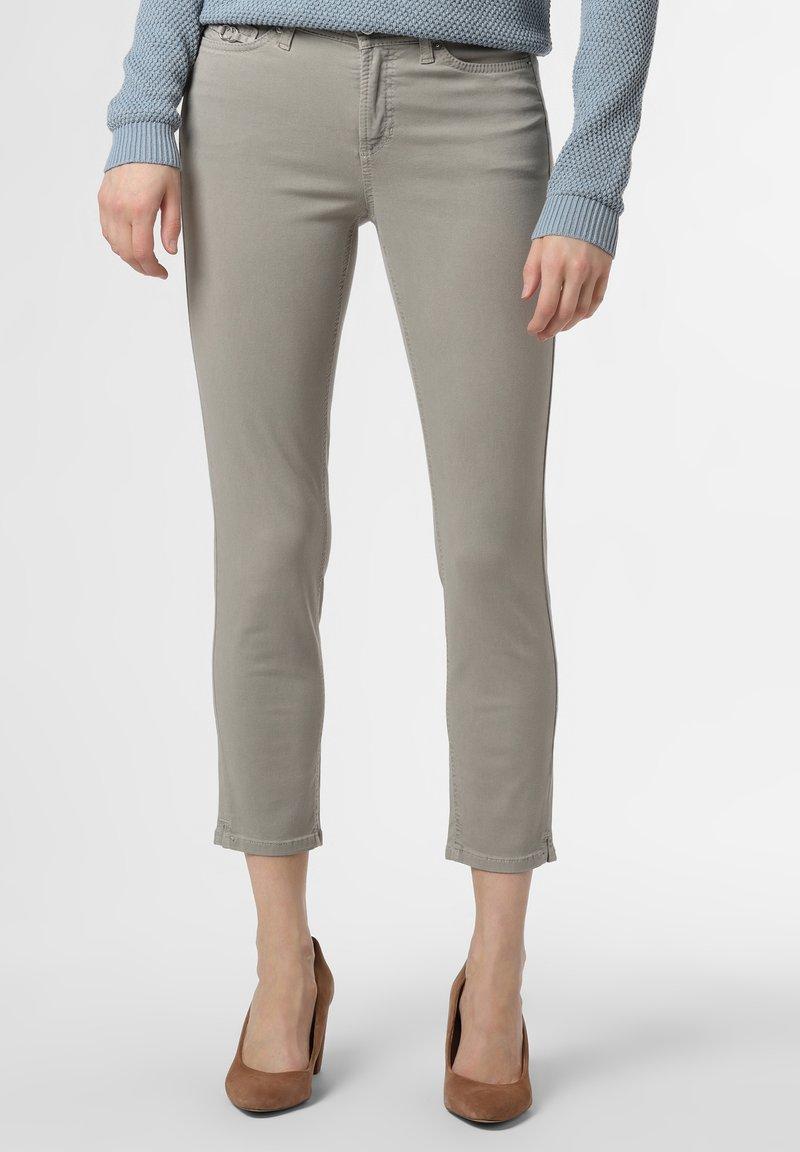 Cambio - PIPER - Slim fit jeans - schilf