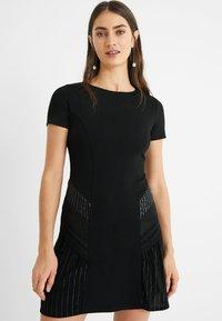Desigual - Jumper dress - black - 0