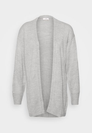 JDYJAYCEY CARDIGAN - Kofta - light grey melange