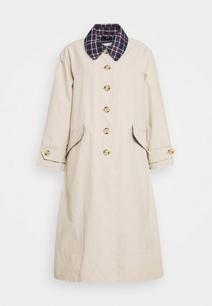 ALEXA CHUNG GLENDA CASUAL - Trenchcoat - mist/red/navy
