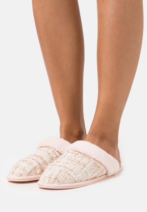 SNOOZES - Pantolette flach - pink