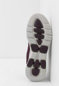 Skechers Performance - GO WALK 5 - Chaussures de course - burgundy - 4