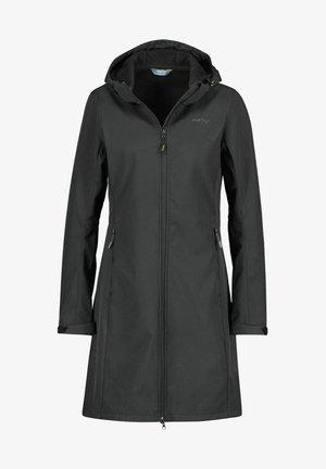"""SOFTSHELL """"BREST"""" - Short coat - schwarz"""