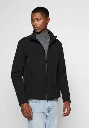 MANGOLE  - Summer jacket - black