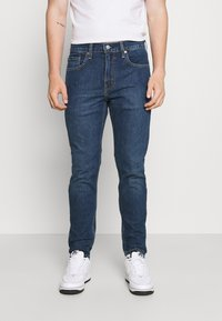 Levi's® - 502™ TAPER HI BALL - Jeans Tapered Fit - havana moon - 0