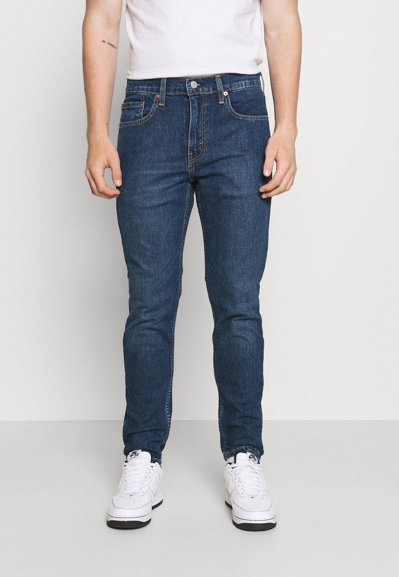 Levi's® - 502™ TAPER HI BALL - Jeans Tapered Fit - havana moon