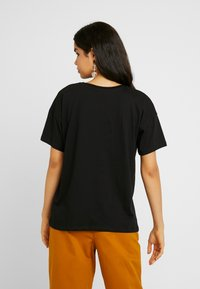 Even&Odd - T-shirt imprimé - black - 2