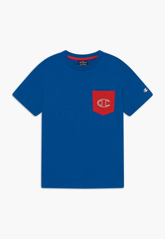 LEGACY 90'S BLOCK CREWNECK - T-shirt imprimé - royal blue