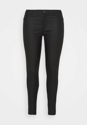 PCSHAPE UP PARO CURVE - Trousers - black