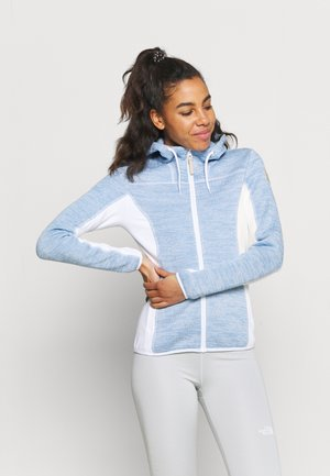VAIL - Fleece jacket - light blue