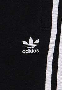 adidas Originals - TREFOIL HOODIE SET - Bluza z kapturem - black/white - 4