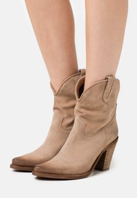 Felmini - STONES - High heeled ankle boots - marvin - 0