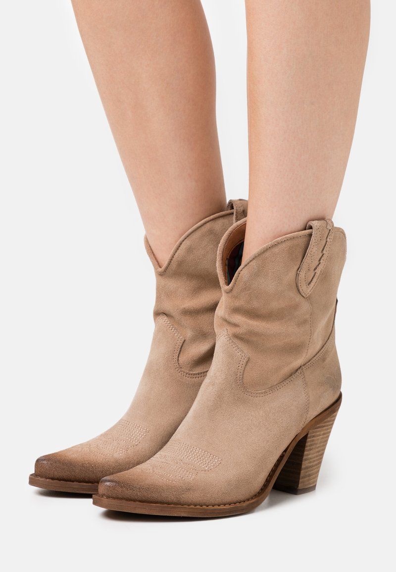 Felmini - STONES - High heeled ankle boots - marvin