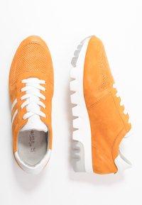 Tamaris - LACE-UP - Trainers - orange - 3