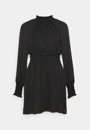 ONLLIVIA SHORT DRESS  - Kjole - black