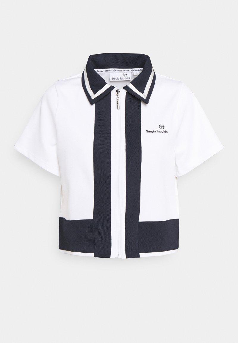 Sergio Tacchini - FRANCES - Button-down blouse - white