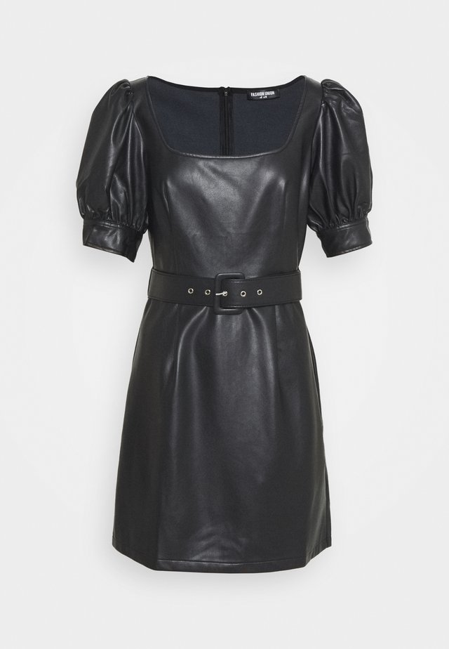 MION - Day dress - black