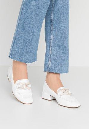 Scarpe senza lacci - offwhite