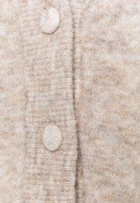 Gestuz - DEBBIEPUFF CARDIGAN - Cardigan - pure cashmere melange - 6
