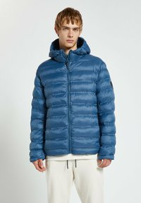 PULL&BEAR - Winter jacket - dark blue - 0